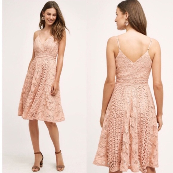 Anthropologie Dresses & Skirts - Anthropologie HD in Paris Astrid Lace Dress *read*